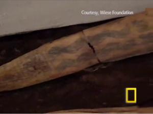 peruvian mummy arm tattoos