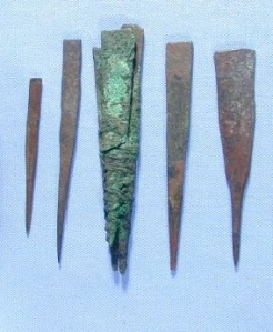 egyptian tattoo instruments