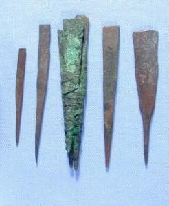 egyptian tattoo instruments
