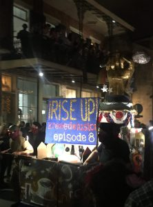 """Krewe Delusion """"Rise Up"""" Float"""